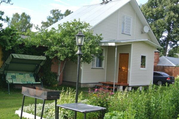 Дом на Селигере, 36 кв.м. на 4 человека, 2 спальни, д. Слобода, 25, Осташков - Фотография 1