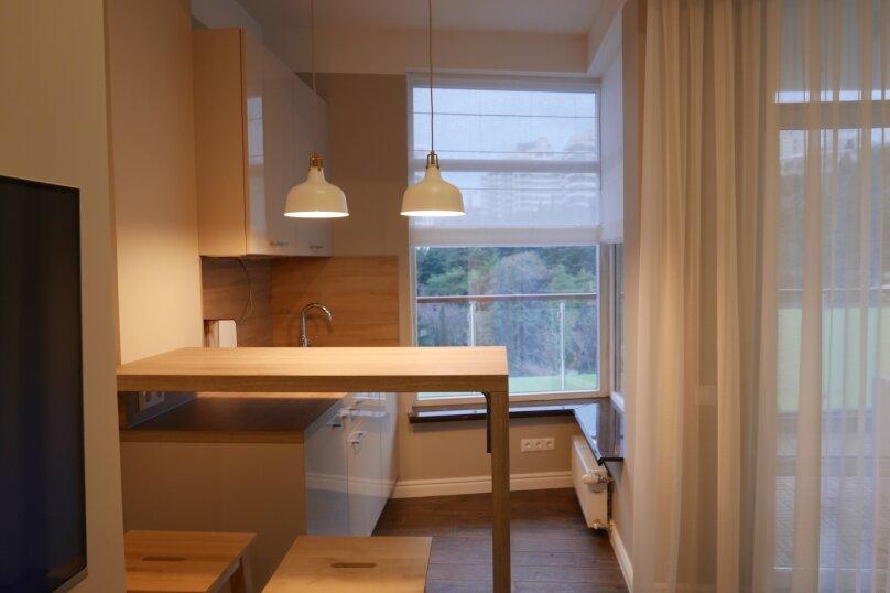 1-комн. квартира, 35 кв.м. на 2 человека, Набережная Ленина , 4, Ялта - Фотография 1