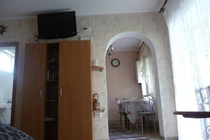 Уютный домик на 4 человека, 1 спальня, Мопровский переулок, 17, Феодосия - Фотография 8