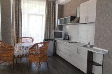 Дом в Профессорском уголке, на 2-3 чел., 40 кв.м. на 2 человека, 1 спальня, комсомольская , 3, Алушта - Фотография 1