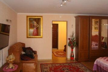 Апартаменты люкс двухкомнатные с кухней и двориком с выходом на море  в Алуште  п. Семидворье Крым, 63 кв.м. на 5 человек, 2 спальни, пер. Извилистый, 117, Семидворье - Фотография 2