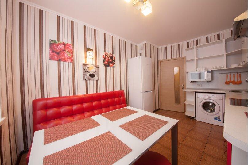 3-комн. квартира, 78 кв.м. на 6 человек, улица Весны, 17, Красноярск - Фотография 3