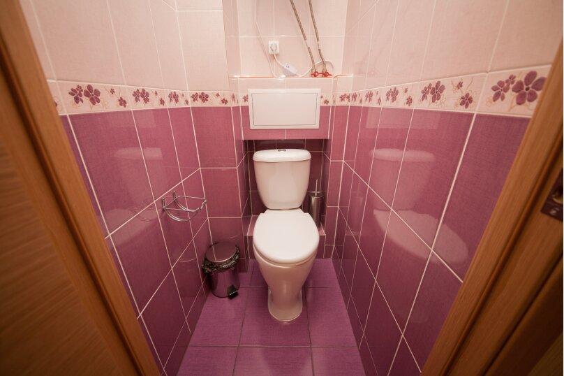 3-комн. квартира, 78 кв.м. на 6 человек, улица Весны, 17, Красноярск - Фотография 7