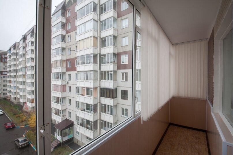 3-комн. квартира, 78 кв.м. на 6 человек, улица Весны, 17, Красноярск - Фотография 9