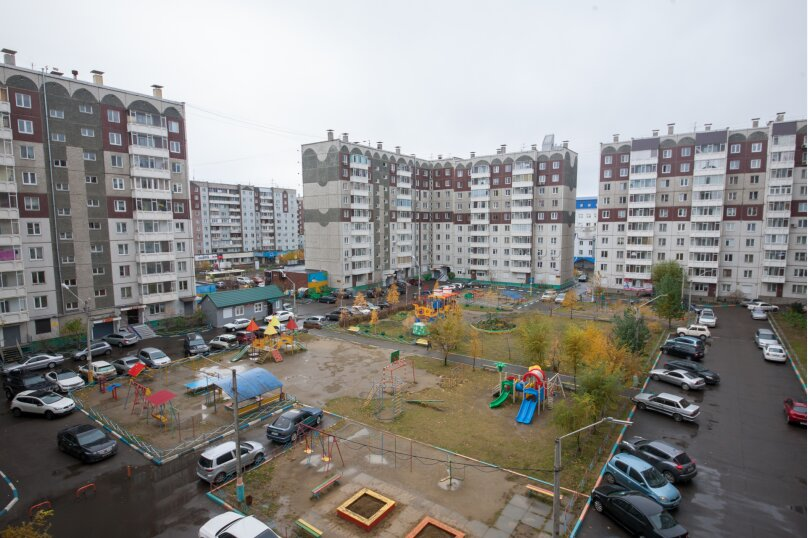 3-комн. квартира, 78 кв.м. на 6 человек, улица Весны, 17, Красноярск - Фотография 10