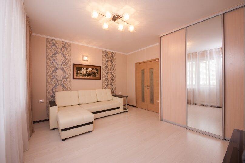 3-комн. квартира, 78 кв.м. на 6 человек, улица Весны, 17, Красноярск - Фотография 12