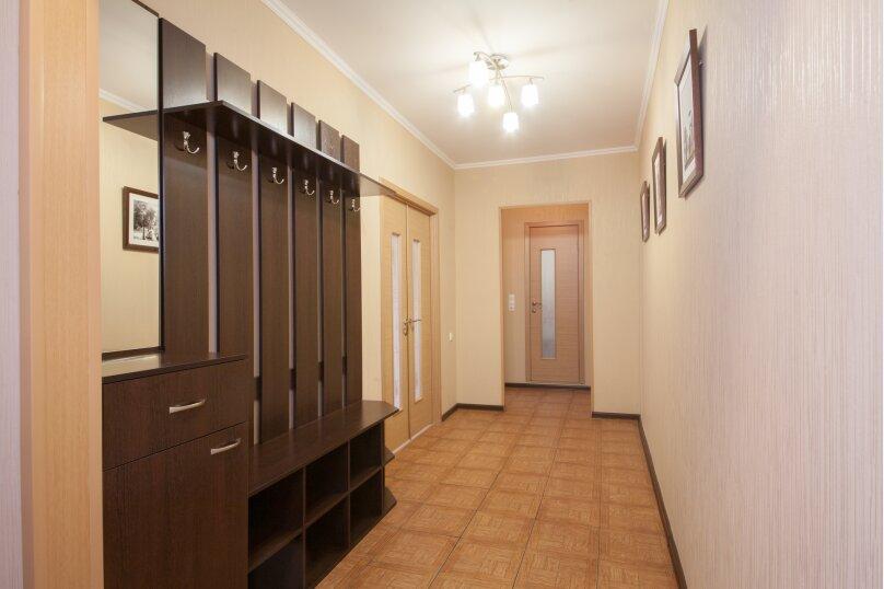 3-комн. квартира, 78 кв.м. на 6 человек, улица Весны, 17, Красноярск - Фотография 14
