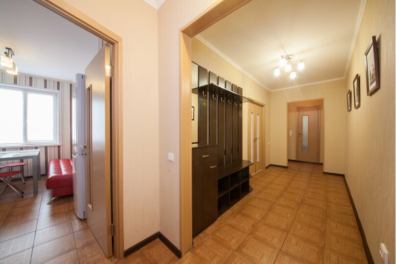 3-комн. квартира, 78 кв.м. на 6 человек, улица Весны, 17, Красноярск - Фотография 15
