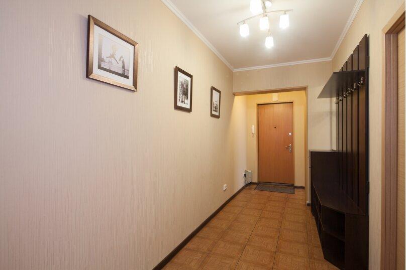 3-комн. квартира, 78 кв.м. на 6 человек, улица Весны, 17, Красноярск - Фотография 16