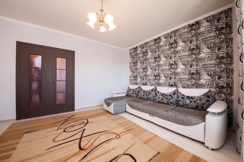 2-комн. квартира, 75 кв.м. на 4 человека, улица Батурина, 19, Красноярск - Фотография 12