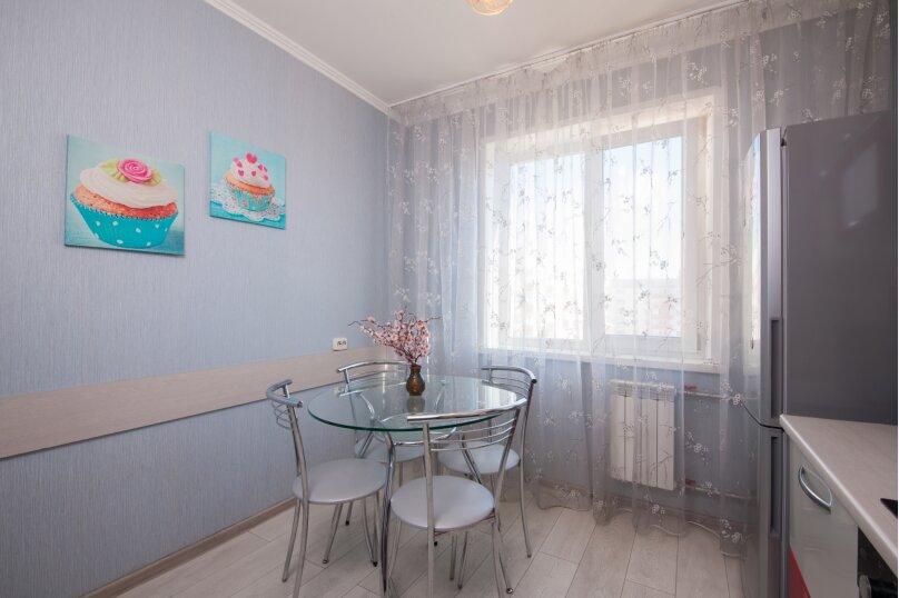 2-комн. квартира, 75 кв.м. на 4 человека, улица Батурина, 19, Красноярск - Фотография 19