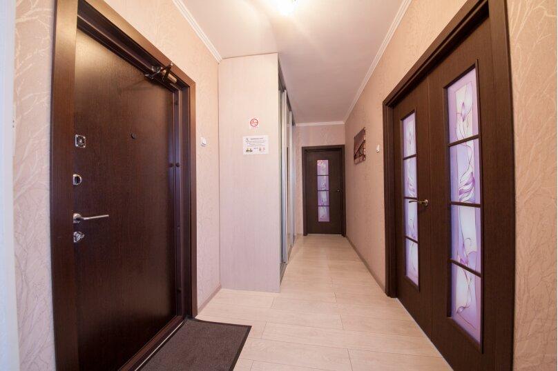2-комн. квартира, 75 кв.м. на 4 человека, улица Батурина, 19, Красноярск - Фотография 21
