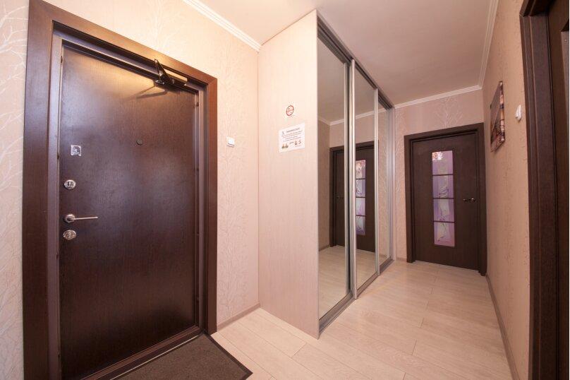 2-комн. квартира, 75 кв.м. на 4 человека, улица Батурина, 19, Красноярск - Фотография 22