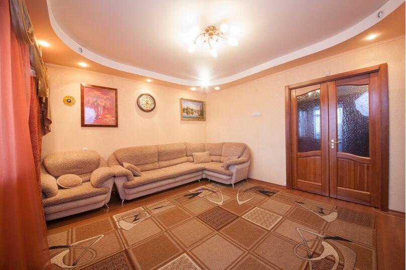 2-комн. квартира, 56 кв.м. на 4 человека, Взлётная улица, 24, Красноярск - Фотография 5