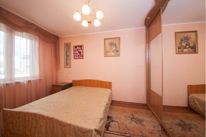 2-комн. квартира, 56 кв.м. на 4 человека, Взлётная улица, 24, Красноярск - Фотография 7