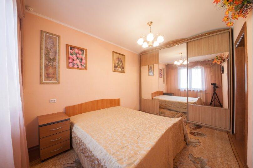 2-комн. квартира, 56 кв.м. на 4 человека, Взлётная улица, 24, Красноярск - Фотография 8