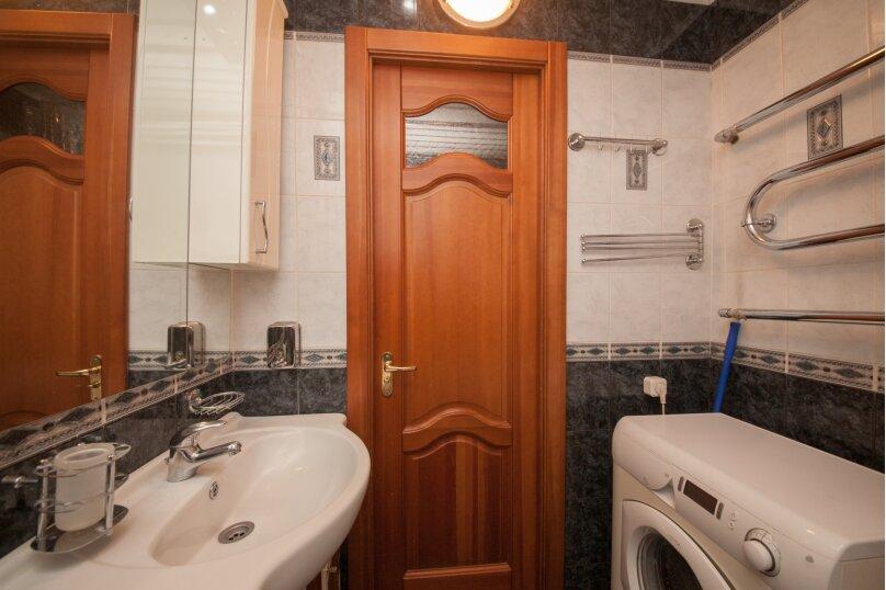 2-комн. квартира, 56 кв.м. на 4 человека, Взлётная улица, 24, Красноярск - Фотография 13