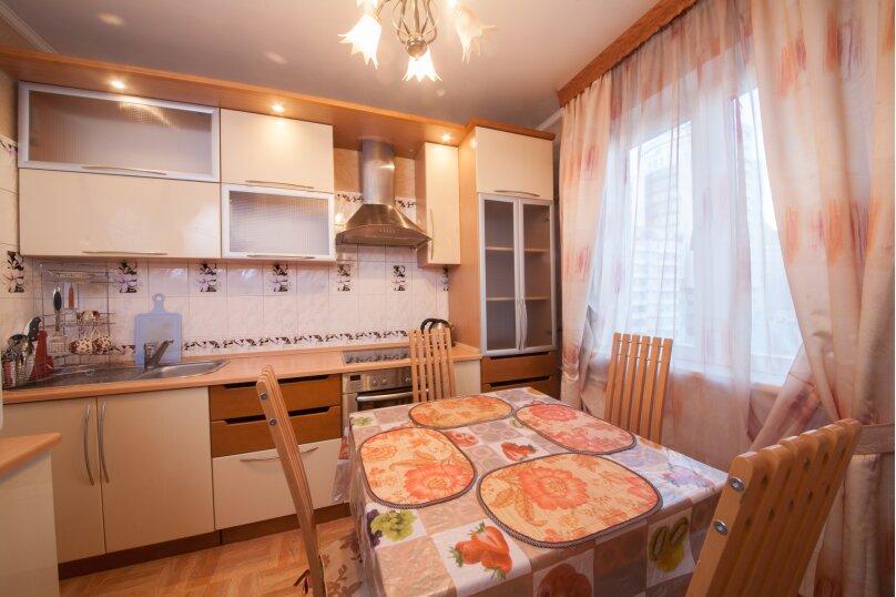 2-комн. квартира, 56 кв.м. на 4 человека, Взлётная улица, 24, Красноярск - Фотография 17