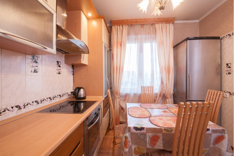2-комн. квартира, 56 кв.м. на 4 человека, Взлётная улица, 24, Красноярск - Фотография 18