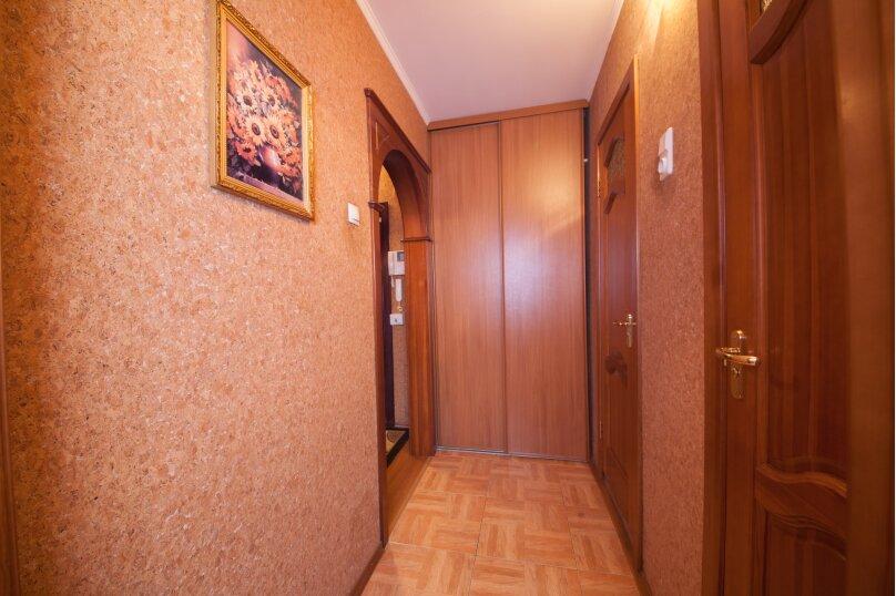 2-комн. квартира, 56 кв.м. на 4 человека, Взлётная улица, 24, Красноярск - Фотография 21