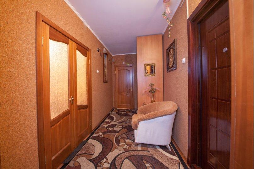 2-комн. квартира, 56 кв.м. на 4 человека, Взлётная улица, 24, Красноярск - Фотография 22