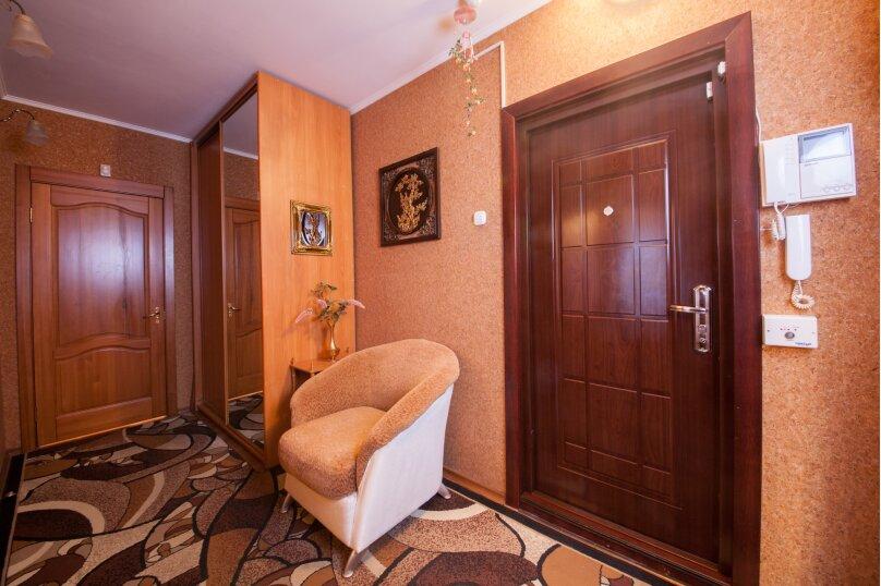 2-комн. квартира, 56 кв.м. на 4 человека, Взлётная улица, 24, Красноярск - Фотография 23