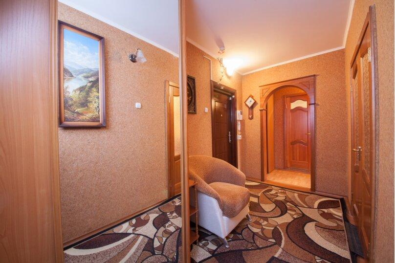 2-комн. квартира, 56 кв.м. на 4 человека, Взлётная улица, 24, Красноярск - Фотография 24