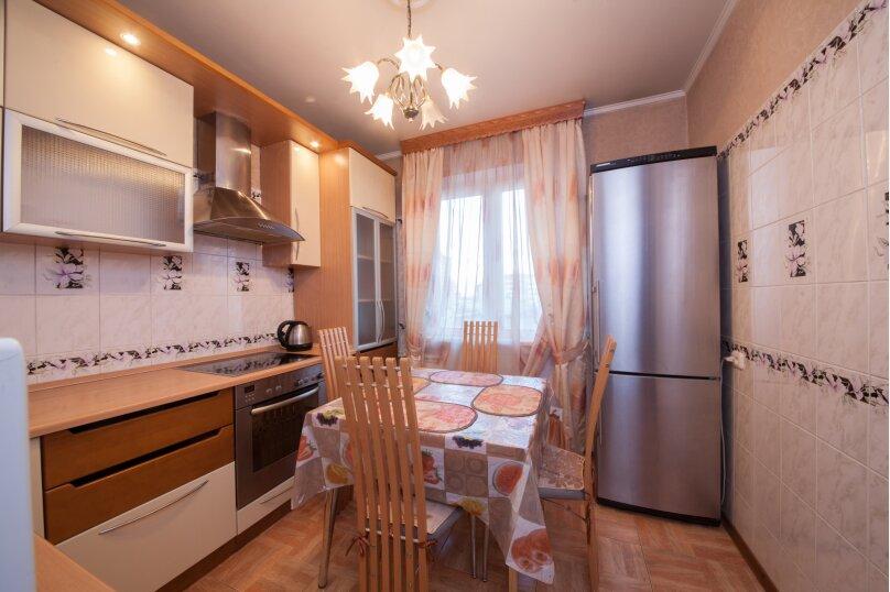2-комн. квартира, 56 кв.м. на 4 человека, Взлётная улица, 24, Красноярск - Фотография 25