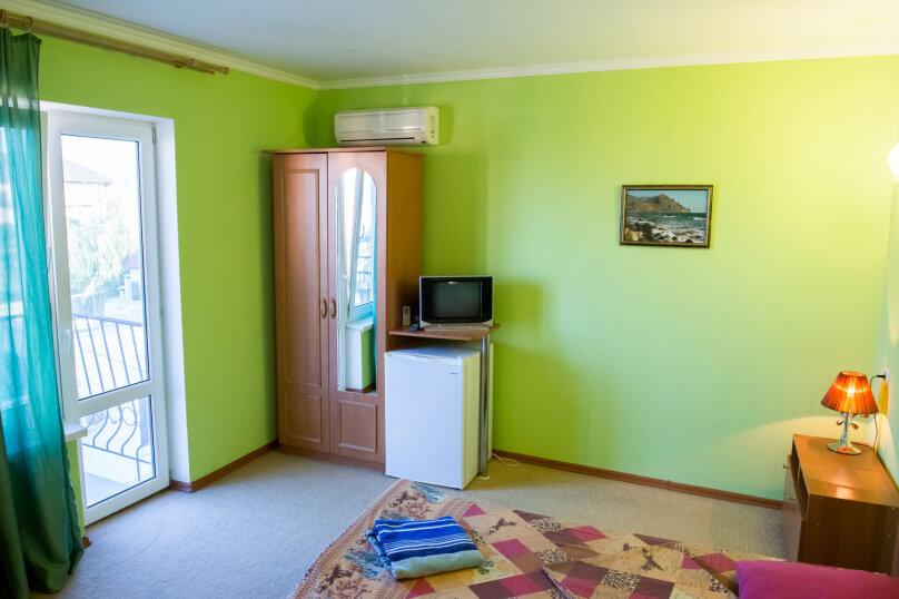 3-х местный полулюкс, улица Волошина, , Береговое, Феодосия - Фотография 5