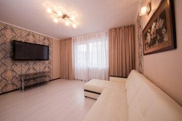 3-комн. квартира, 78 кв.м. на 6 человек, улица Весны, 17, Красноярск - Фотография 1