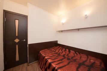 2-комн. квартира, 40 кв.м. на 3 человека, Аэровокзальная улица, 3А, Красноярск - Фотография 3