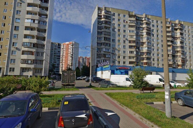1-комн. квартира, 38 кв.м. на 3 человека, Новокосинская улица, 9к1, метро Новогиреево, Москва - Фотография 10