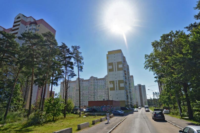 1-комн. квартира, 38 кв.м. на 3 человека, Новокосинская улица, 9к1, метро Новогиреево, Москва - Фотография 11