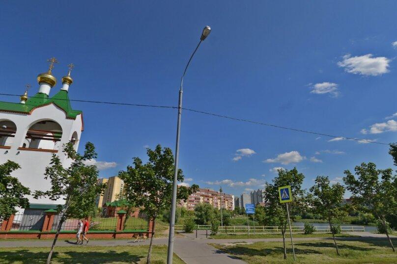 1-комн. квартира, 38 кв.м. на 3 человека, Новокосинская улица, 9к1, метро Новогиреево, Москва - Фотография 13
