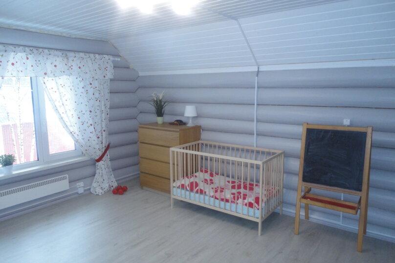 Дом, 110 кв.м. на 7 человек, 3 спальни, д. Устье Тулоксы, ул.Набережная, 42, Олонец - Фотография 5