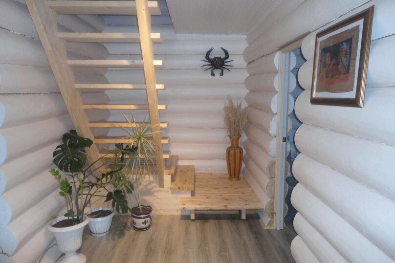 Дом, 110 кв.м. на 7 человек, 3 спальни, д. Устье Тулоксы, ул.Набережная, 42, Олонец - Фотография 11