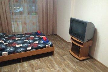 1-комн. квартира, 42 кв.м. на 4 человека, 18 микрорайон, Ангарск - Фотография 1