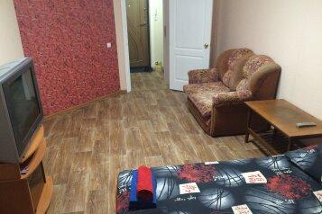 1-комн. квартира, 42 кв.м. на 4 человека, 18 микрорайон, Ангарск - Фотография 2