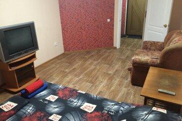 1-комн. квартира, 42 кв.м. на 4 человека, 18 микрорайон, Ангарск - Фотография 3