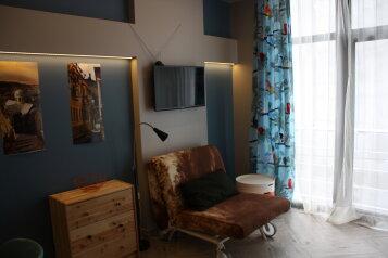 1-комн. квартира, 28 кв.м. на 3 человека, Приморская , Алупка - Фотография 2