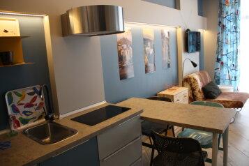 1-комн. квартира, 28 кв.м. на 3 человека, Приморская , Алупка - Фотография 1