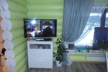 Дом, 110 кв.м. на 7 человек, 3 спальни, д. Устье Тулоксы, ул.Набережная, 42, Олонец - Фотография 4