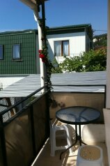 Сдам жилье в Алупке, 30 кв.м. на 3 человека, 1 спальня, улица Калинина, 32, Алупка - Фотография 4