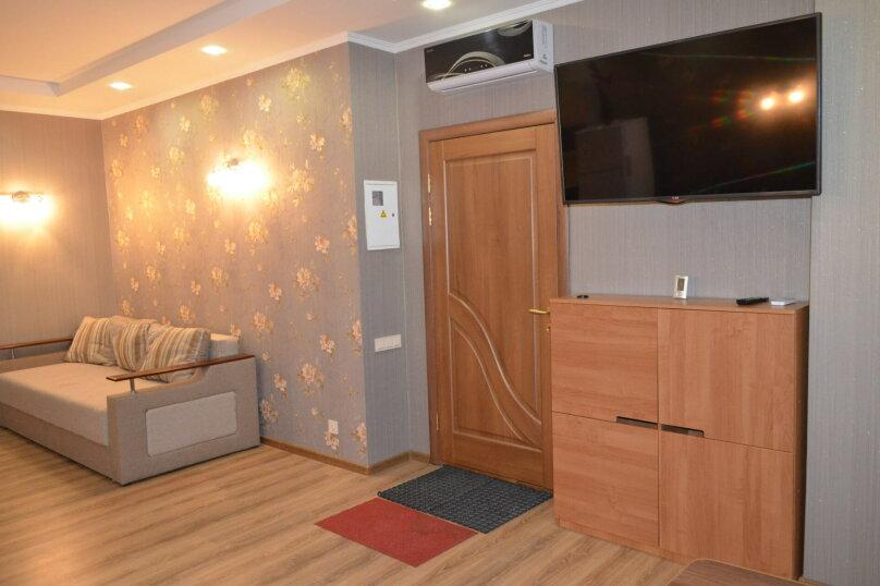 1-комн. квартира, 45 кв.м. на 5 человек, Северная улица, 43, Форос - Фотография 2