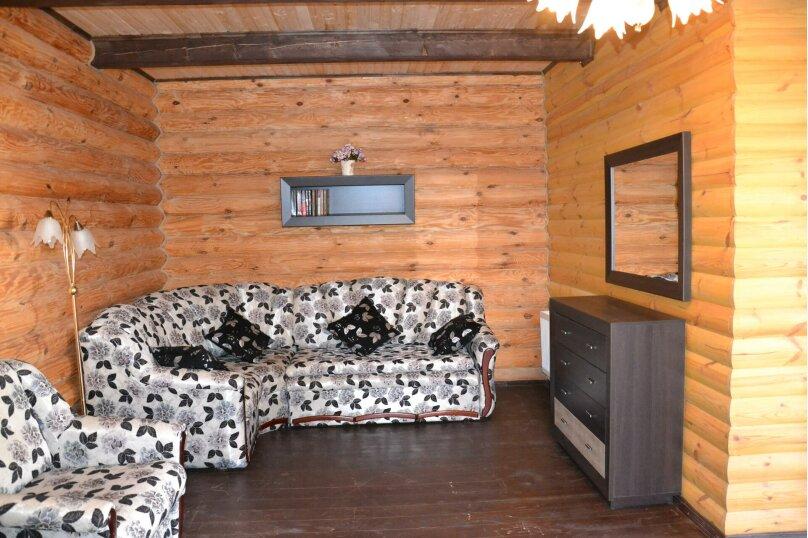 Дом, 84 кв.м. на 8 человек, 2 спальни, переулок Прибрежный, 28, Заозерное - Фотография 2
