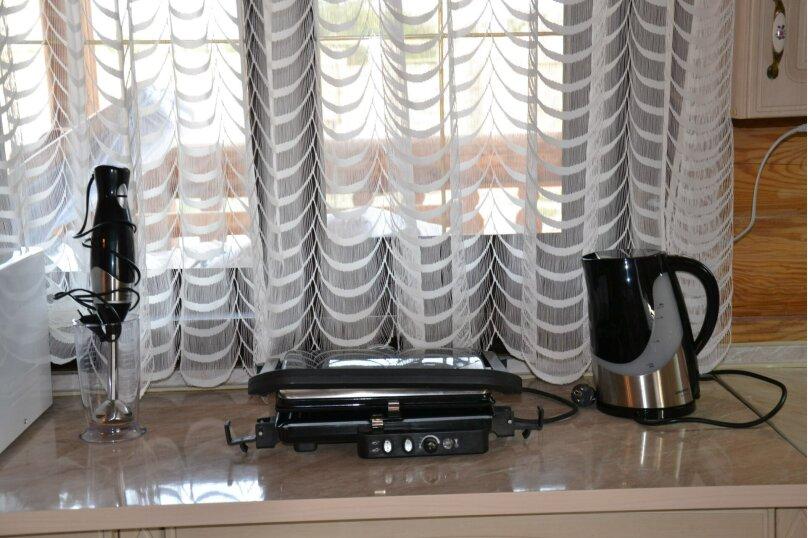 Дом, 84 кв.м. на 8 человек, 2 спальни, переулок Прибрежный, 28, Заозерное - Фотография 12