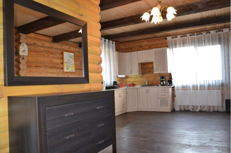 Дом, 84 кв.м. на 8 человек, 2 спальни, переулок Прибрежный, 28, Заозерное - Фотография 15