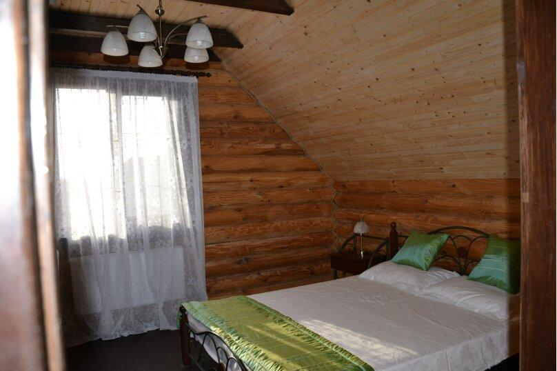 Дом, 84 кв.м. на 8 человек, 2 спальни, переулок Прибрежный, 28, Заозерное - Фотография 16