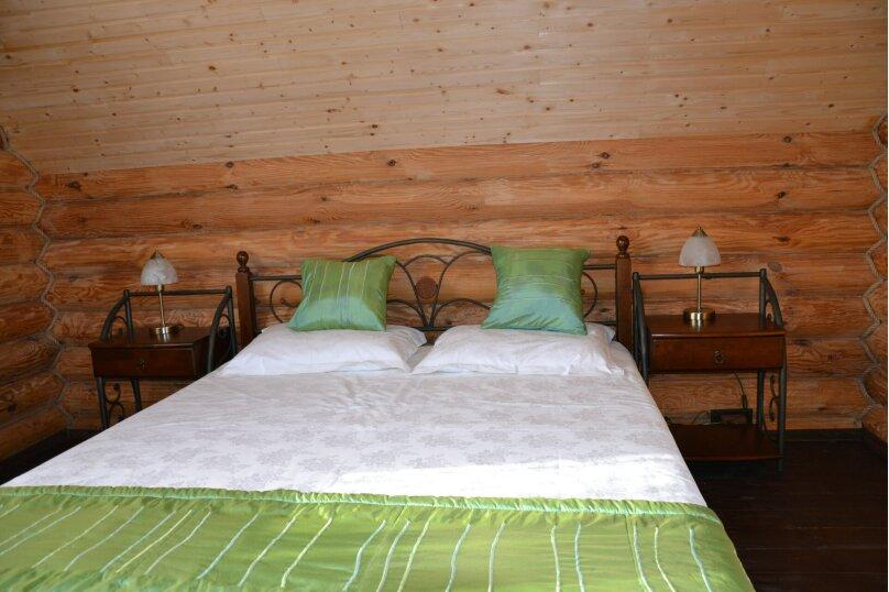 Дом, 84 кв.м. на 8 человек, 2 спальни, переулок Прибрежный, 28, Заозерное - Фотография 17