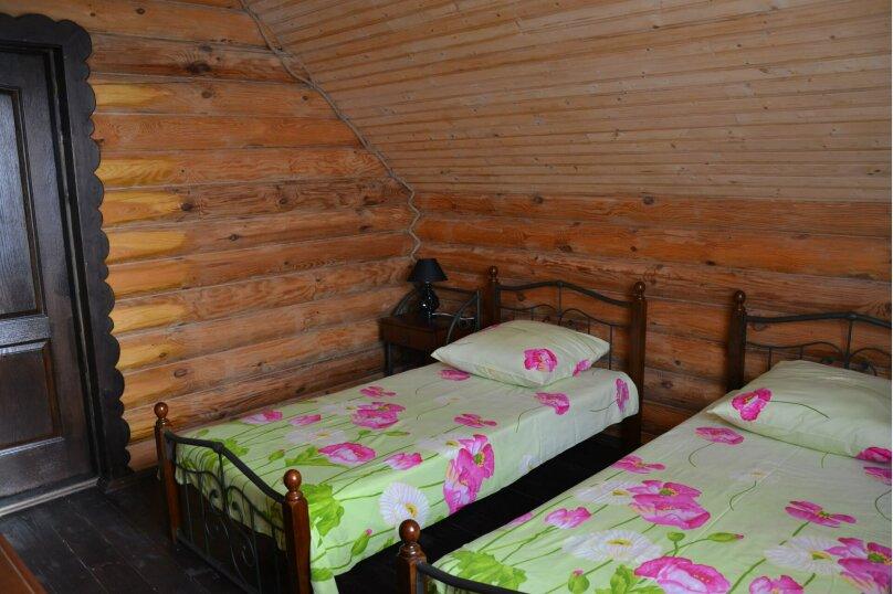 Дом, 84 кв.м. на 8 человек, 2 спальни, переулок Прибрежный, 28, Заозерное - Фотография 24